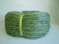 雑色ロープ 直径6mm ミックスカラー 6kg巻