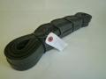 ゴムロープ 平タイプ18 mm巾×20m 輸入チューブ品