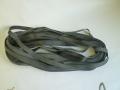 ゴムロープ 平タイプ 18mm巾×20m 国産チューブ品