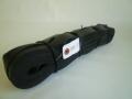 ゴムロープ 平タイプ 30mm巾×20m 輸入チューブ品