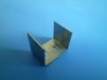 ゴムロープ用金具(固定式) 30 mm用 止め金具