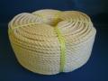 ハイクレロープ 黄 直径6mm(200メートル巻き)