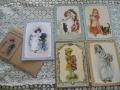 ヴィクトリアン ポストカード 5枚セット (オリジナル封筒付き)