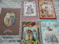 麗しき少女たち シリーズ ポストカード 5枚セット