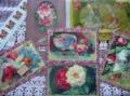 プレミアムポストカードセット バラの風景5枚セット