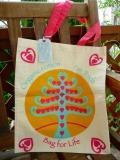 オーガニック エコバッグ Bag for life