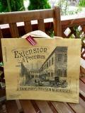 イギリス エコバッグ セインズブリー 1880