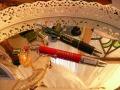 ハロッズ 2011 クリスマス コレクション ボールペン