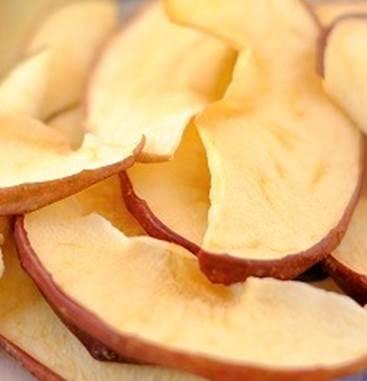 犬用無添加おやつ【ドライ果実 リンゴ】20g 甘味と栄養がギュッ♪手作り乾燥果物フルーツ