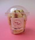 Rose Cafe Dog 愛犬用無添加プレミアムおやつ【 野菜クッキー 〜さつまいも・にんじん〜 】40g
