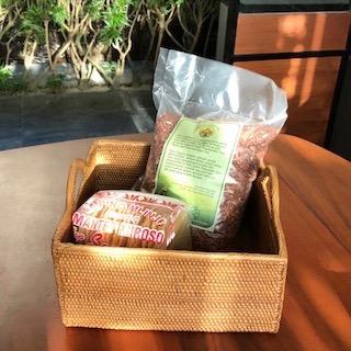 CDボックスハイクオリティワイド (BOX374)  Rosily(ロージリー) バリ島 アタかご雑貨