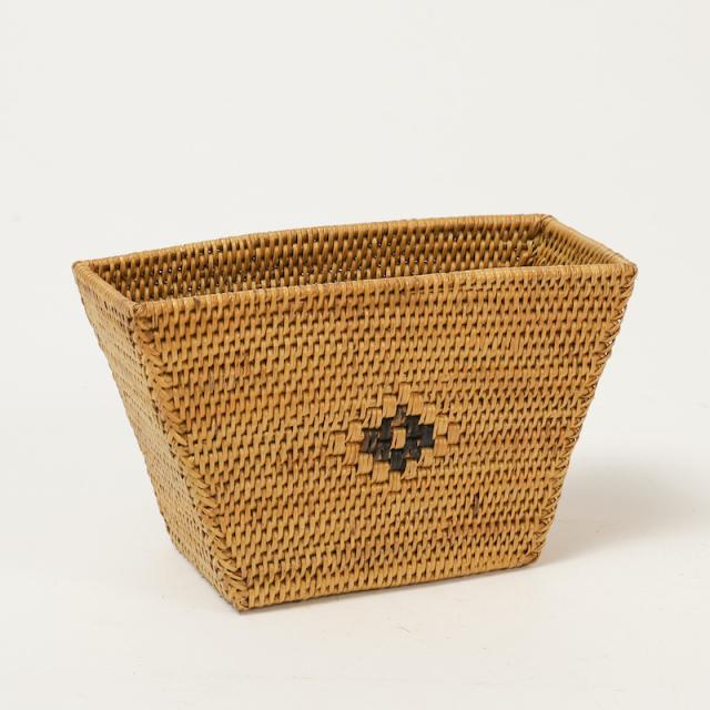 コーヒーフィルター入れ (BOX369)  Rosily(ロージリー) バリ島 アタかご雑貨 キッチン収納