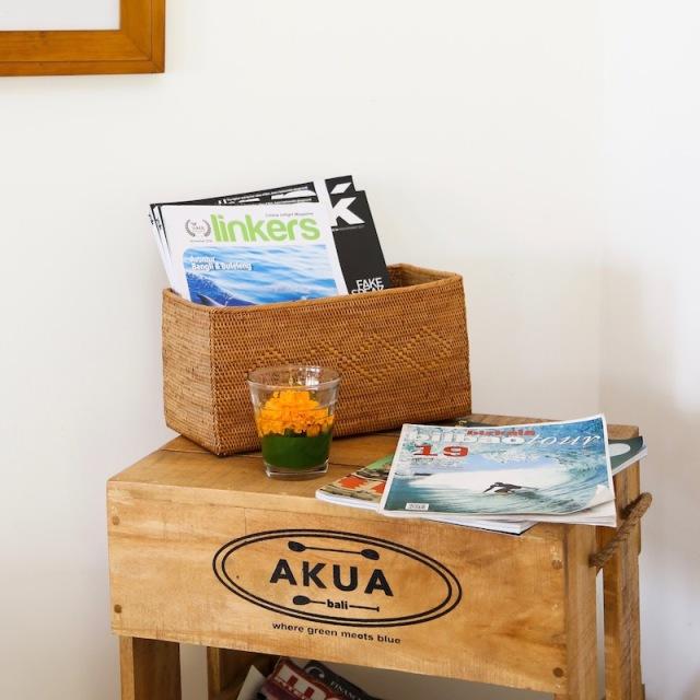 CDボックス ハイクオリティロング (BOX376)  Rosily(ロージリー) バリ島 アタかご雑貨