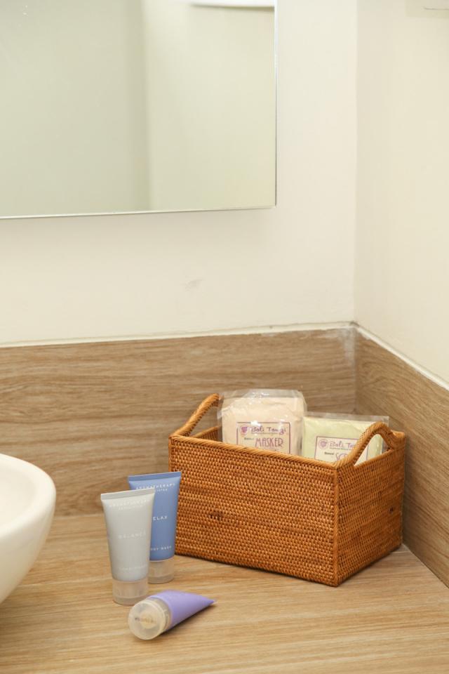 RCDボックス取手付きショート (BOX377)  osily(ロージリー) バリ島 アタかご雑貨