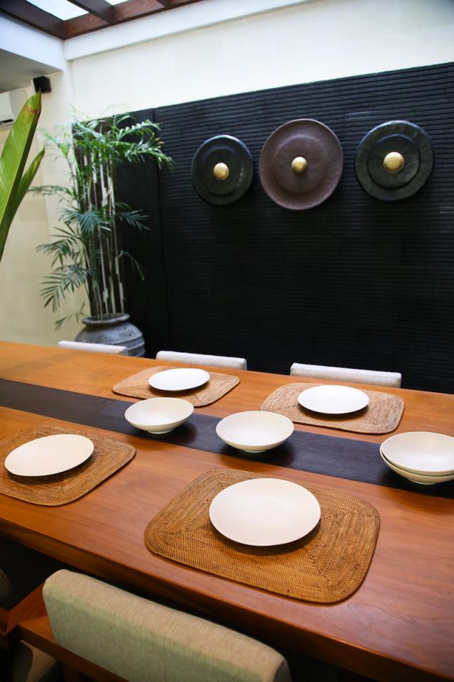 Rosily(ロージリー) バリ島 アタかご雑貨 角丸ランチョンLサイズ 1枚 (MAT180)