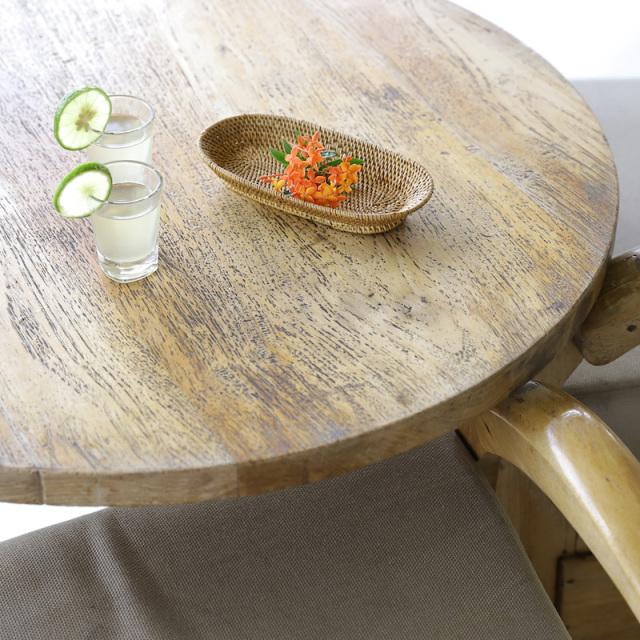 積み重ねOK オシボリ入れ (TRY303)  Rosily(ロージリー) バリ島 アタかご雑貨 キッチン収納 カトラリー 箸入れ