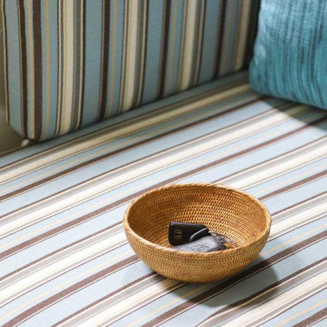 円形深皿Mサイズ (TRY339)  Rosily(ロージリー) バリ島 アタかご雑貨