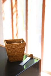 Rosily(ロージリー) バリ島 アタかご雑貨 ナプキン立て (BOX368)