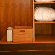 荷物カゴスクエア  (BOX381)  Rosily(ロージリー) バリ島 アタかご雑貨