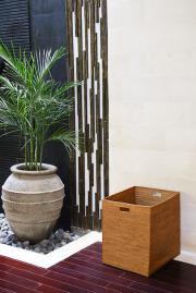 Rosily(ロージリー) バリ島 アタかご雑貨 リビングボックス LL (BOX396)