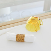 ナプキンリング2個セット (MAT192) Rosily(ロージリー) バリ島 アタ雑貨