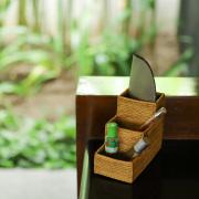 段々リモコン入れ (RCB280)  Rosily(ロージリー) バリ島 アタかご雑貨 リビング キッチン 収納