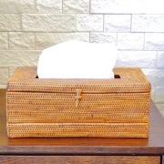ティシュケース底付き (TIS223)  Rosily(ロージリー) バリ島 アタかご雑貨