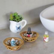 豆皿編みS (TRY337) Rosily(ロージリー) バリ島 アタかご雑貨
