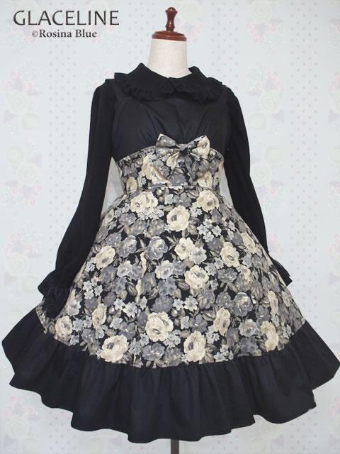 大きいサイズ 大人ロリィタ ジャンパースカート