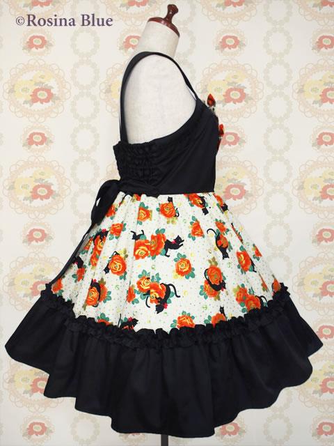 大きいサイズ ゴシック&ロリィタ ジャンパースカート