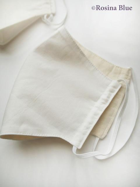 布製立体シンプルマスク