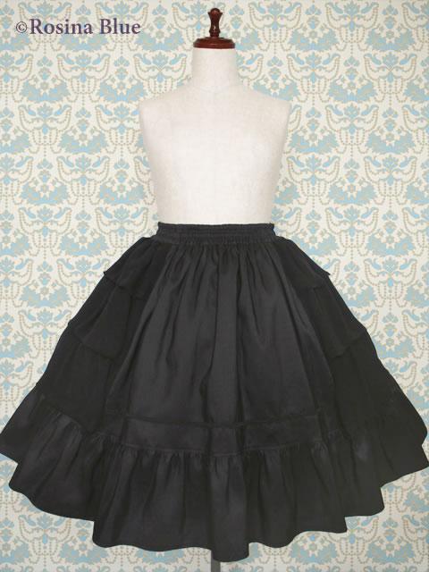 大きいサイズ ゴシック&ロリィタ スカート