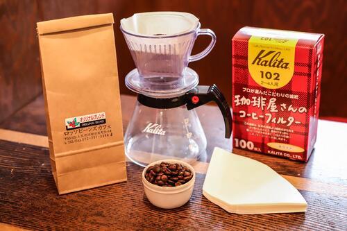コーヒースタート「カリタ ドリップセット」