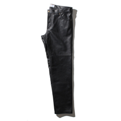 【30%OFF】Leather pants