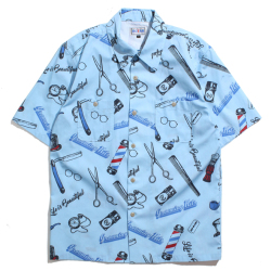 Grooming Kits Print Work Shirt