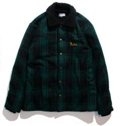 Oldies Flannel Ranch Jacket