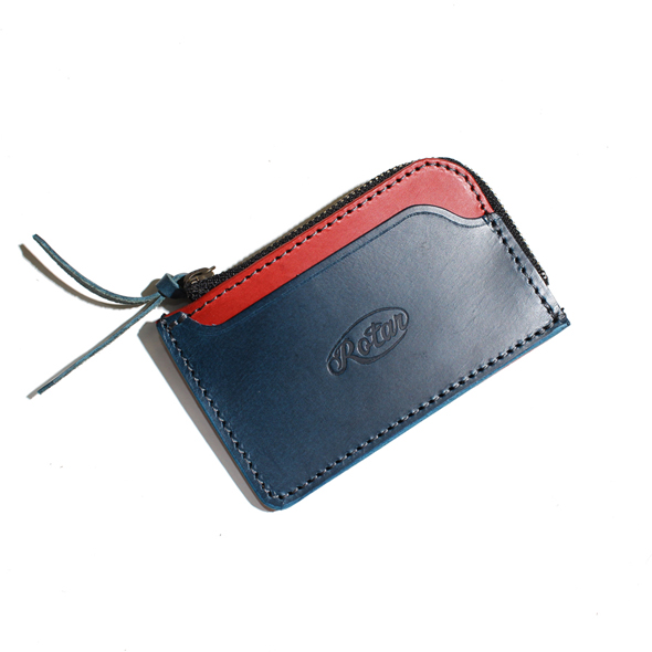 Coloring Leather Coin&Card Case