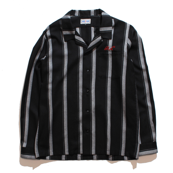 【30%OFF】Classic striped open color shirt