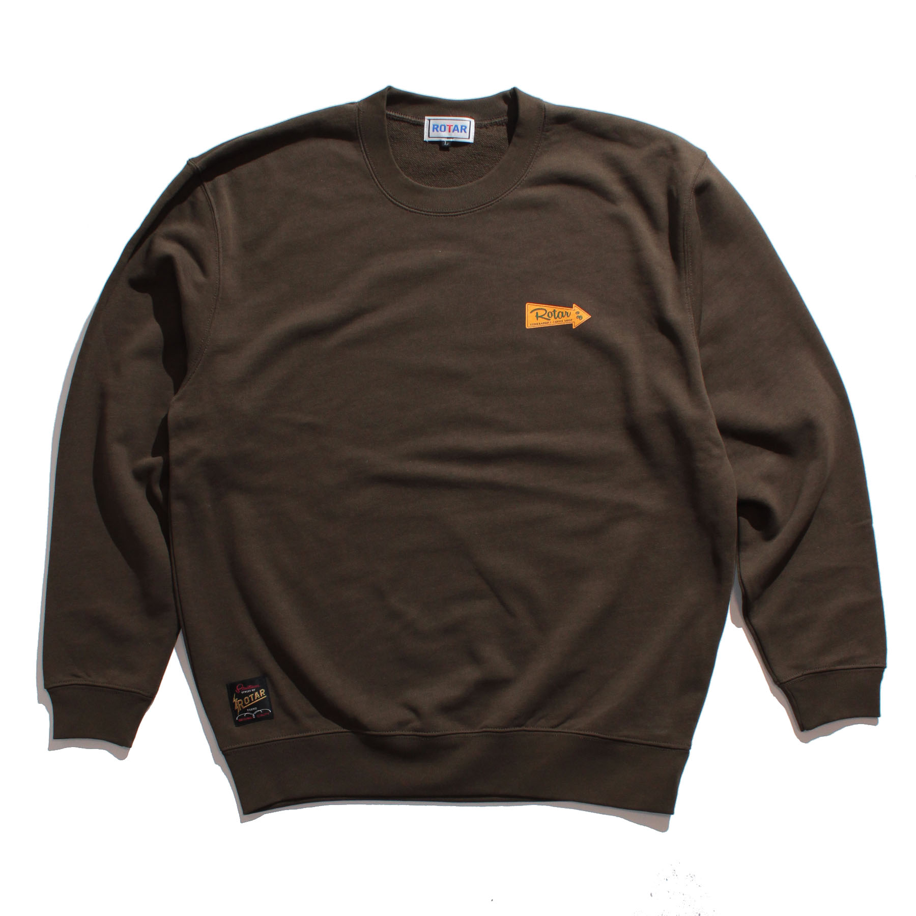 Coffee shop 1p Sweat