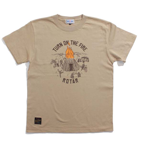 TURN ON THE FIRE Tee