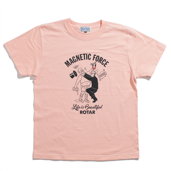 MAGNETIC FORCE Tee