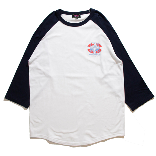 ROTAR SAVING CLUB Raglan Tee