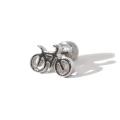 自転車ピアス