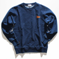 【50%OFF】ROTAR FLAG Vintage Denim SWEAT