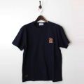【再入荷】R B.B. Applique s/s Tee
