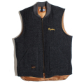 【30%OFF】Melton x down vest