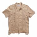 【50%OFF】Wrinkles cuba shirt