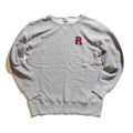 【30%OFF】R Applique SWEAT