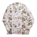 Flamingo Rayon Aloha L/S Shirt