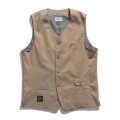 【プレセール/50%OFF】Stretch Twill Vest